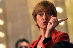 Il ministro della Difesa, Roberta Pinotti. fonte: www.eunews.it